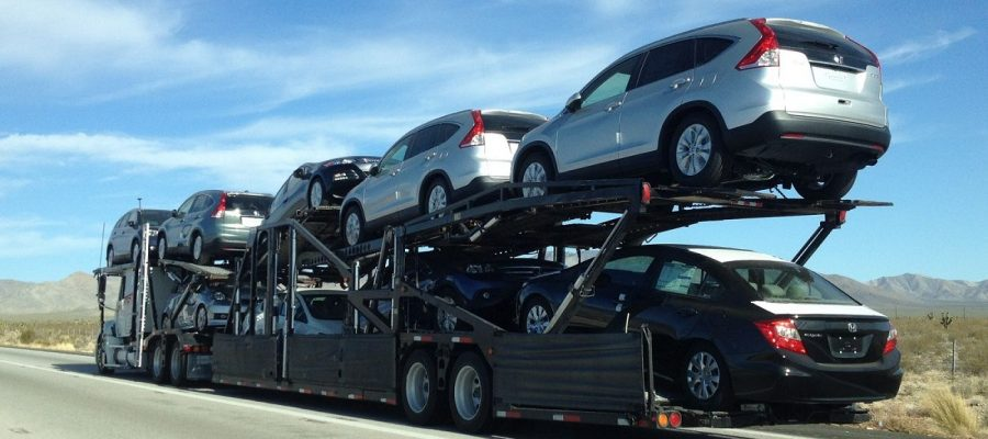 Professional Car Shipping Services