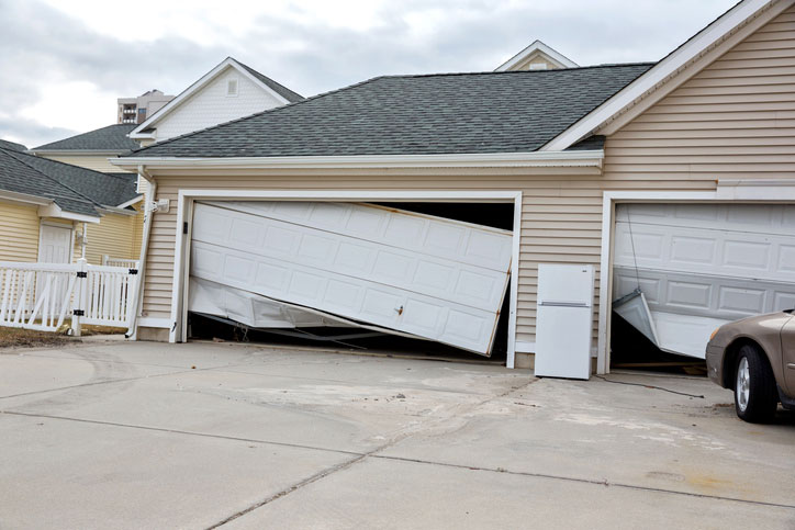 What to Do Next When Your Garage Door is Damaged?