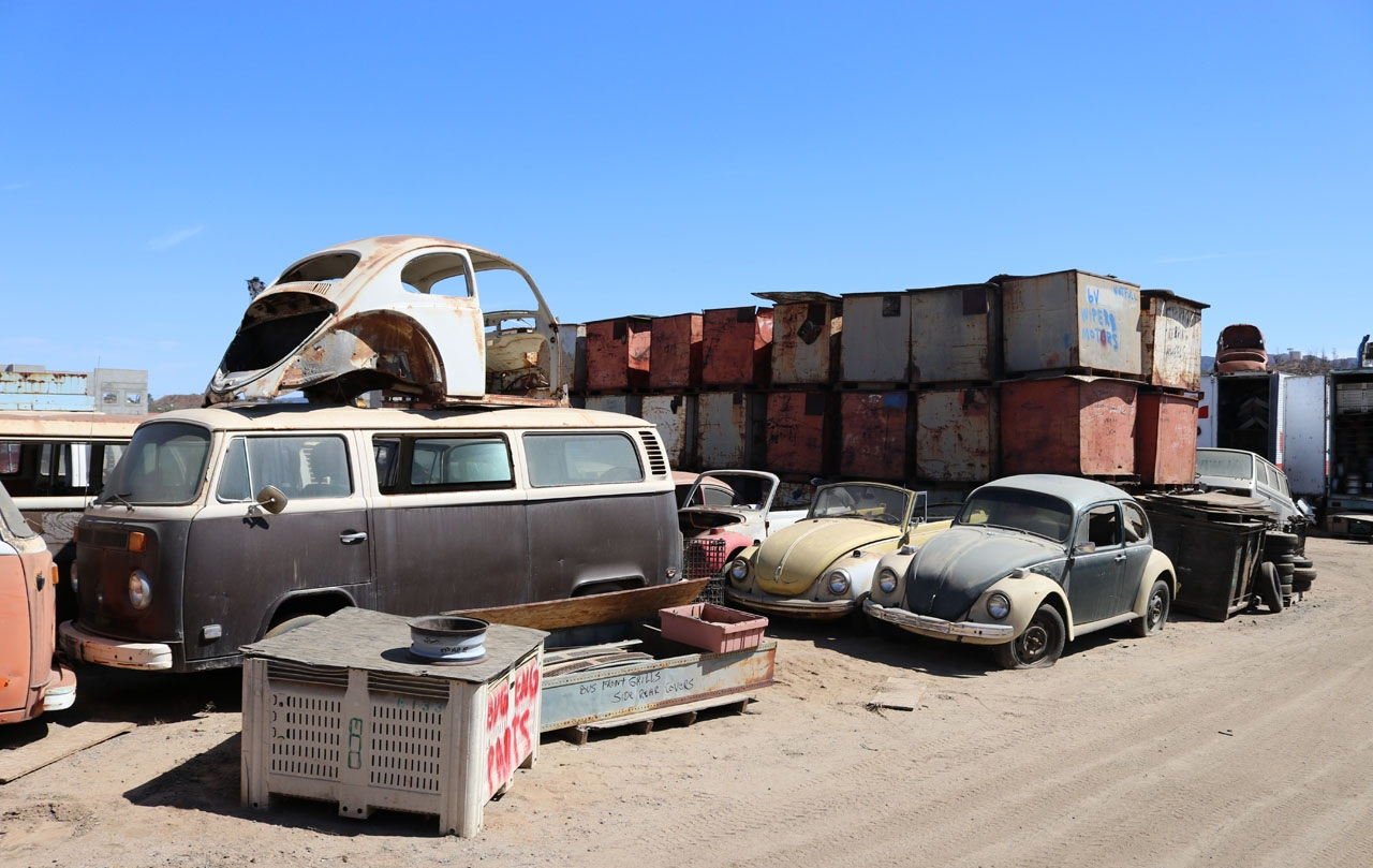 Where to Sell Old, Junk Cars in Denver, Colorado?